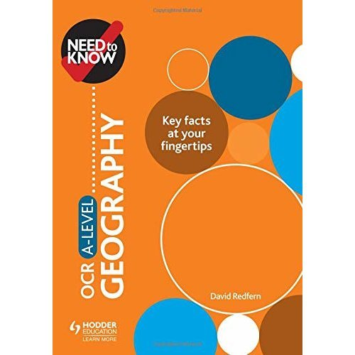 Need to Know: OCR A-level Geography