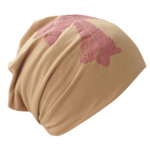 Fashion Comfortable Beanie Hat Warm Beanies Cap for Fall / Winter, Light tan