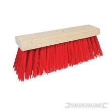 4000m Pvc Broom - Silverline 457022 13 330mm 13inch -  pvc broom silverline 457022 13 330 mm 13inch
