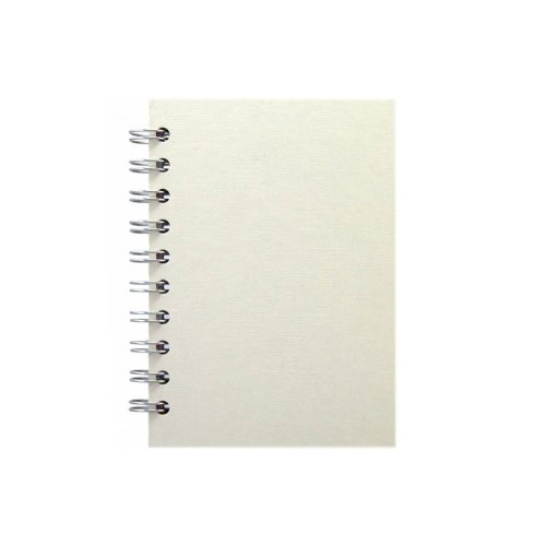 Pink Pig A6 Portrait, Eco Ivory - Notebook Lined Paper 70 Leaves