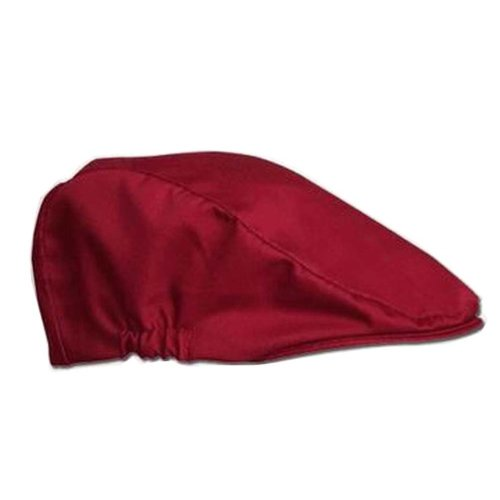 [Red] Kitchen Chef Hat Restaurant Waiter Beret Bakery Cafes Beret