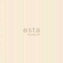 wallpaper stripes beige - 115604