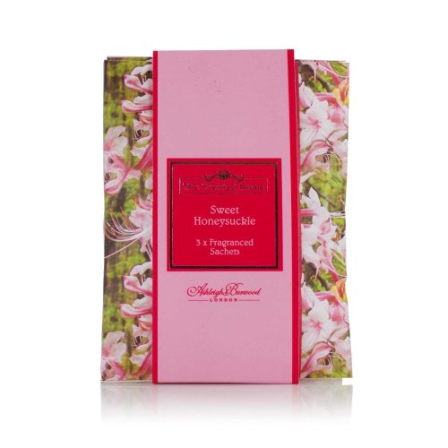 The Scented Home Scented Sachet Sweet Honeysuckle