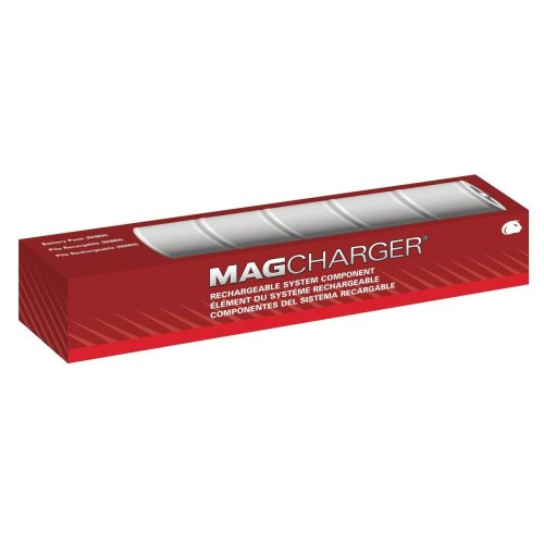 Maglite rechargeable 6v NiMH battery. Uprated version for Mag Charger system