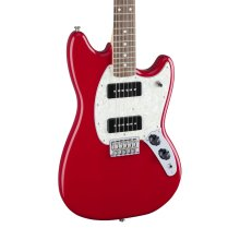 Fender Mustang P90 Electric Guitar, Torino Red, Pau Ferro