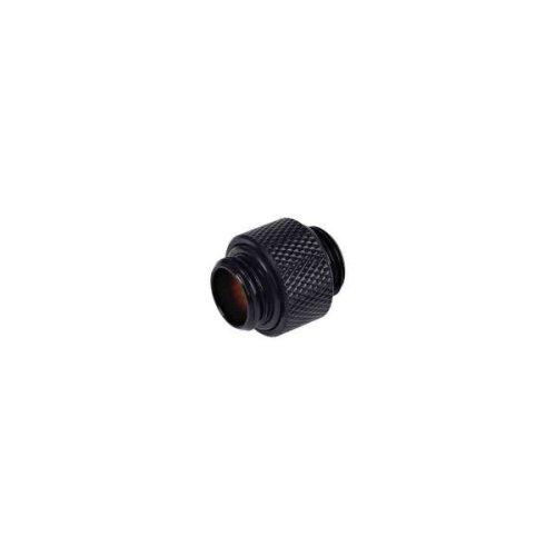 Alphacool HF 10mm G1/4 Male to G1/4 Male - Deep Black