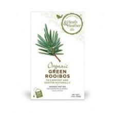Heath & Heather - Organic Green Rooibos Tea 20bag