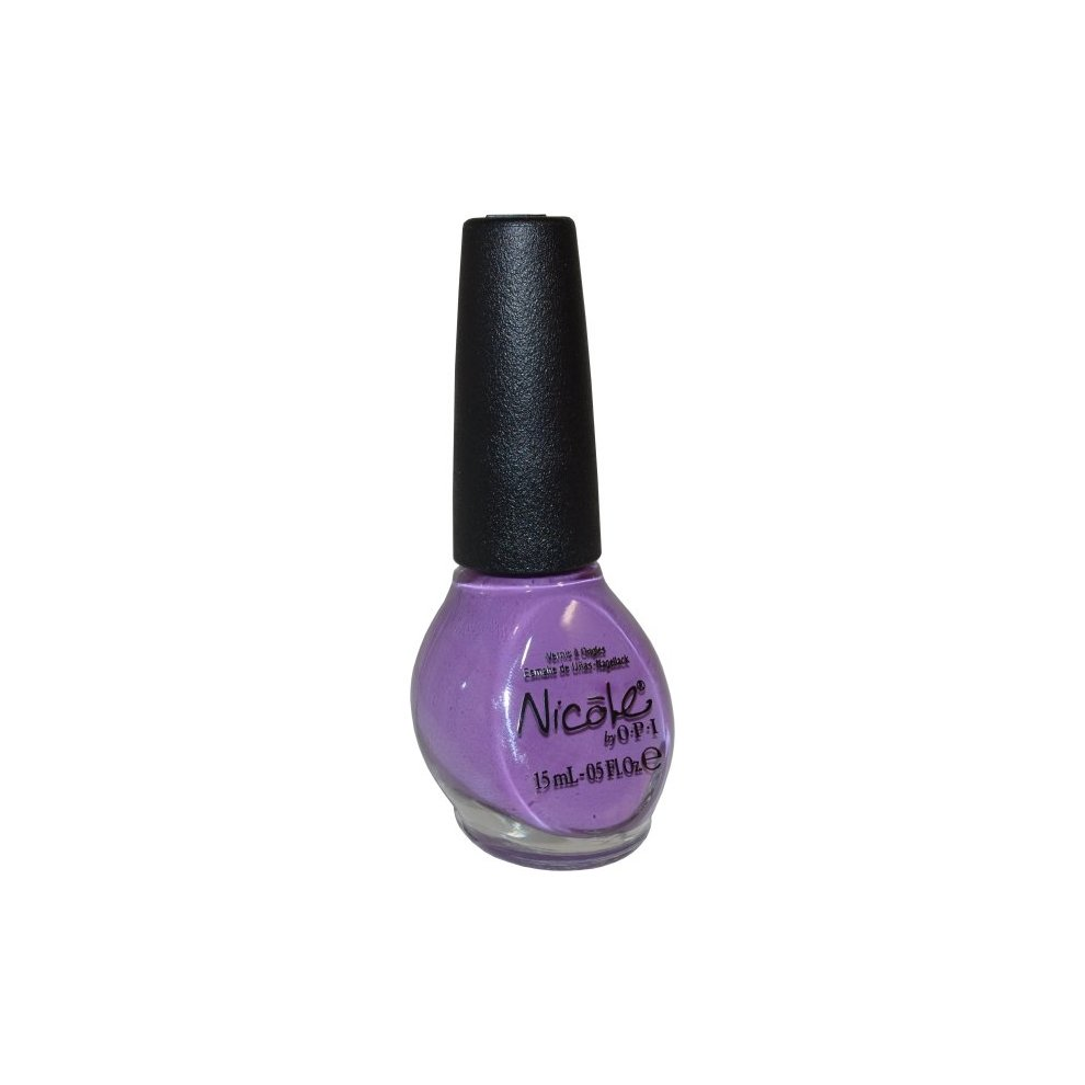 Nicole by OPI Nail Lacquer 15ml I Orchid You Not! on OnBuy