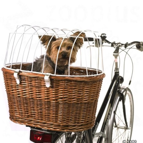 Bicycle Basket with Protective Wire
