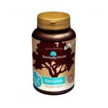 Rainforest Foods - Organic Spirulina 300 tablet
