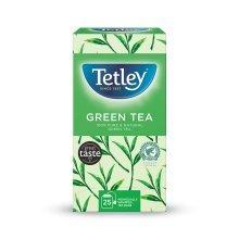 Tetley Green Tea Enveloped 25