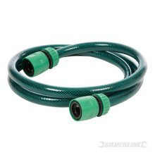 1m Silverline Hose Connection Set -  hose set connection silverline 353266 12 female