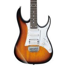 Ibanez GIO Series GRG140-SB Electric Guitar, Sunburst