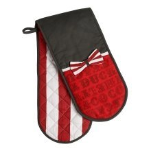 100% Cotton Carnival Double Oven Glove