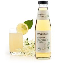 Sodastream Bio Syrup 500ml. Elderflower