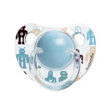 Free Nighttime Infant Pacifier, 0-6 Months?The Little Robot