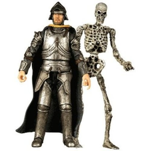 Army of Darkness Knight and Deadite Skeleton 2 Pack