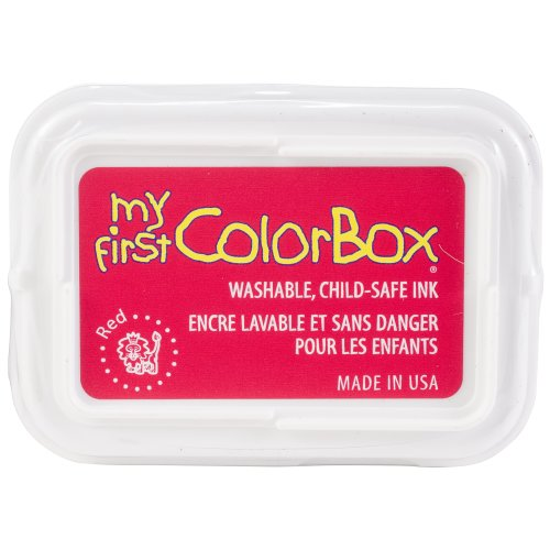My First ColorBox Ink Pad-Red
