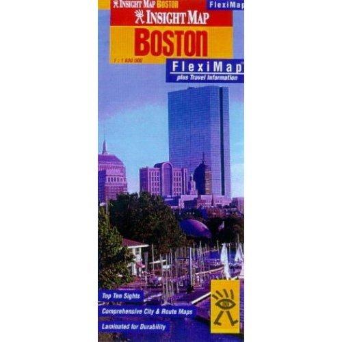 Boston Insight Fleximap (Insight Flexi Maps)