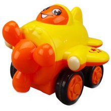 Aircraft- Wind-up Toy for Baby/Toddler/Kids (Color Random)