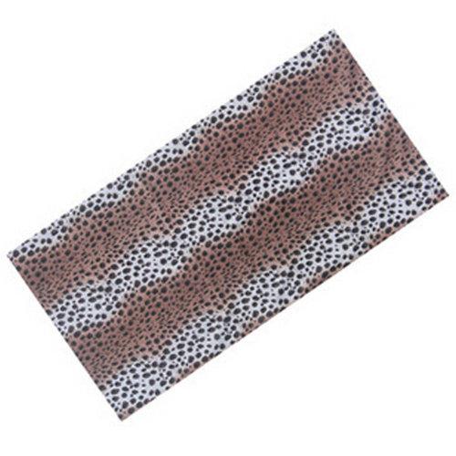 Versatile Sport Headwear/Headband/Hood Mask Neckerchief Leopard Print