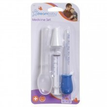 Dreambaby Medicine Set - 3pc
