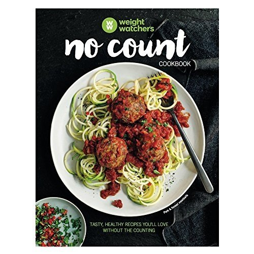 Weight Watchers No Count cookbook