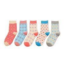Set of 10 Thickening Middle Tube Socks Perfect for Winter [E]