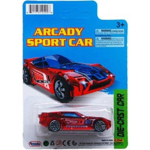 DD 2303867 2.75 in. Diecast Sports Car, Case of 72