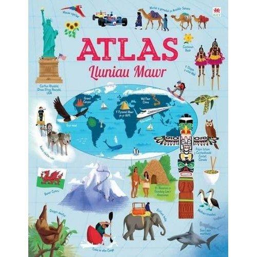 Atlas Lluniau Mawr