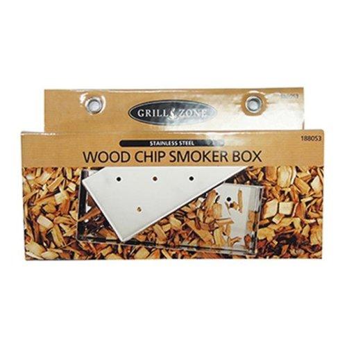Blue Rhino 00324TV Stainless Stell BBQ Smoker Box