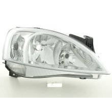 Spare parts headlight right Opel Corsa C Year 00-03