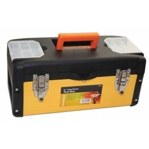 Metal & Plastic Tool Box
