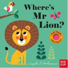 Where's Mr Lion? (Felt Flaps)