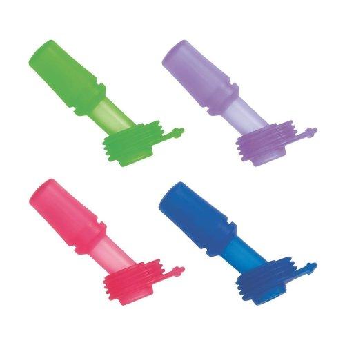 Camelbak Eddy Kids Bottle replacement Bite Valves multipack - 4 colours