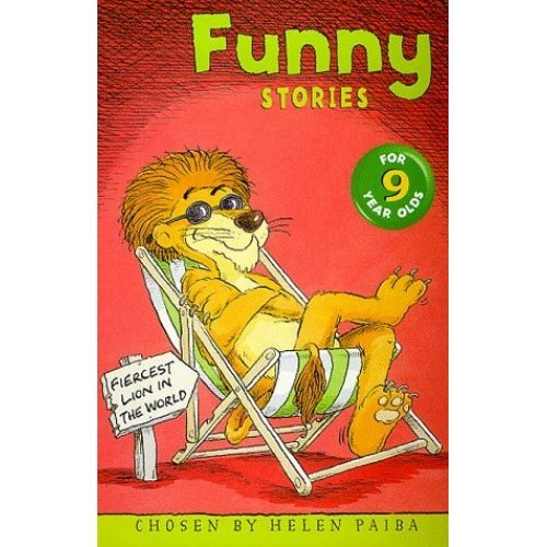 Funny Stories for Nine Year Olds