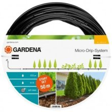 GARDENA Micro-Drip System for Plant Rows L Starter Set 50 m 13013-20