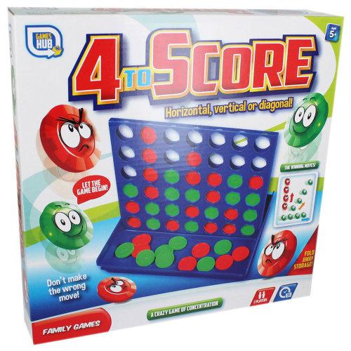 Grafix 4 To Score Game