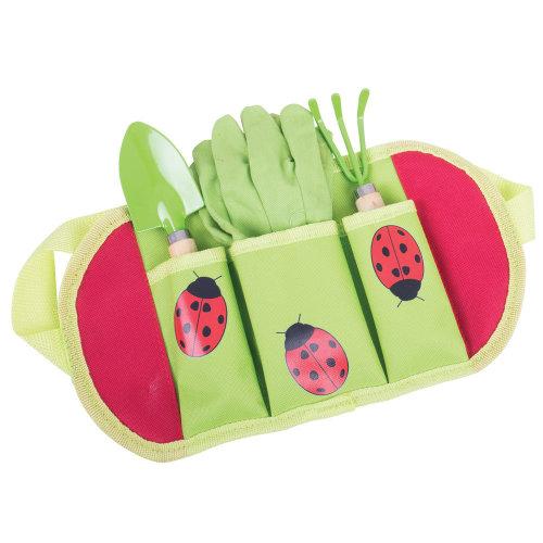 Bigjigs Toys Gardening Belt | Children's Gardening Set