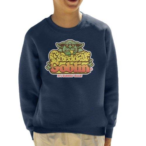 Mandy Cheddar Goblin Kid's Sweatshirt