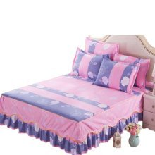 Luxurious Durable Bed Covers Multicolored Bedspreads, #18