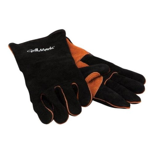 Grillmark 00528 Barbecue Grill Mitt Glove  2 Pair