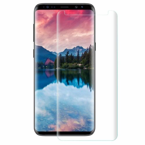 iPro Accessories Galaxy S9 Plus Tempered Glass, Galaxy S9 Plus Screen Protector, [Compatible With Galaxy S9 Plus Case] [Scratch Proof] [Shatter Proof] [9H Hardness]
