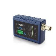 Veracity HIGHWIRE Powerstar Camera Internal 100Mbit/s Blue network media converter