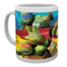 Teenage Mutant Ninja Turtles Logo Mug