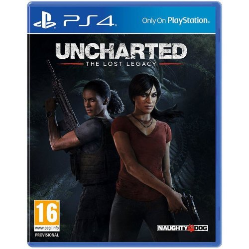 Uncharted The Lost Legacy - Video Game - PS4