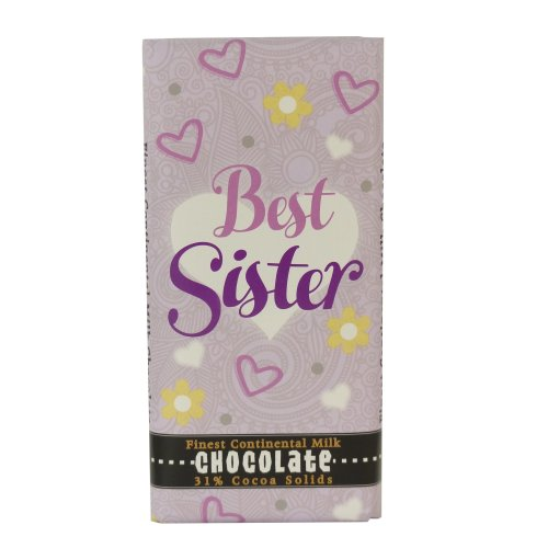 Chocolate Bar - Best Sister