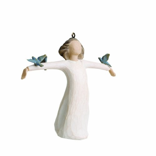 Willow Tree Happiness Ornament