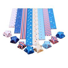 DIY Craft Origami Paper Lucky Star Paper 800 Sheets