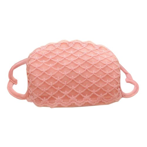 Exquisite Breathable Lace Floral Mask Cold-proof Mask Facial Masks-05